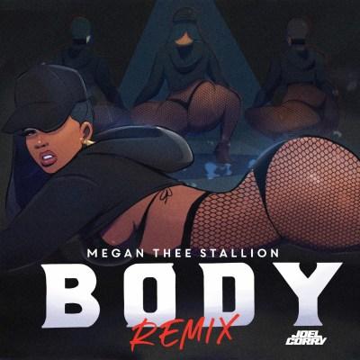 Megan Thee Stallion - Body (Joel Corry Remix)