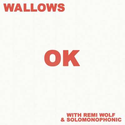 Wallows - OK (with Remi Wolf & Solomonophonic)