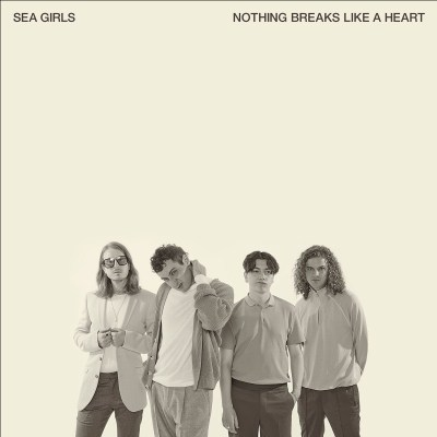 Sea Girls - Nothing Breaks Like A Heart Cover