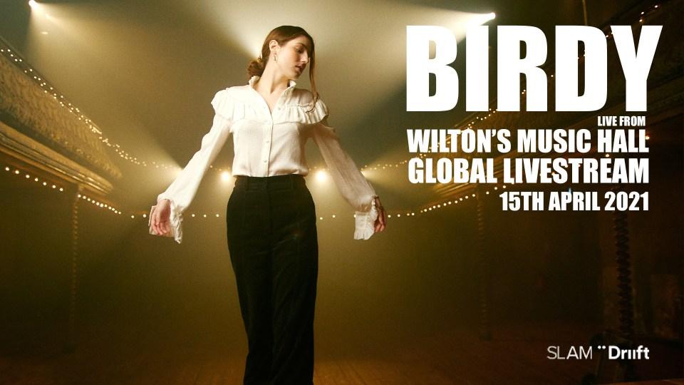Birdy Livestream