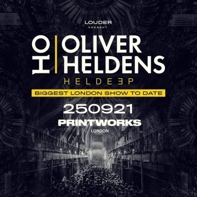 Oliver Heldens - Printworks