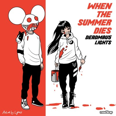 deadmau5 and The Lights - When the summer ends