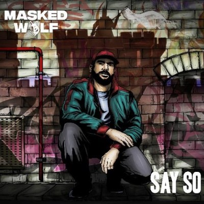 Masked Wolf - Say So