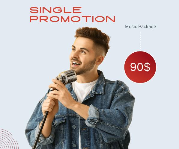 Music Single Promotion