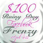 Rainy Day Facebook Frenzy – Join for Free!