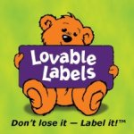 Lovable Labels Review & Giveaway & Coupon Code