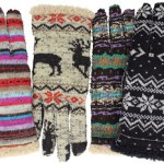 Winter Wishes – Grandoe's Homespun Glove Review