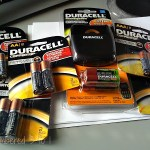 Winter Wishes – Duracell Duralock with Power Preserve Batteries Review