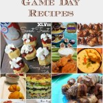10 Mouth Watering Game Day Recipes