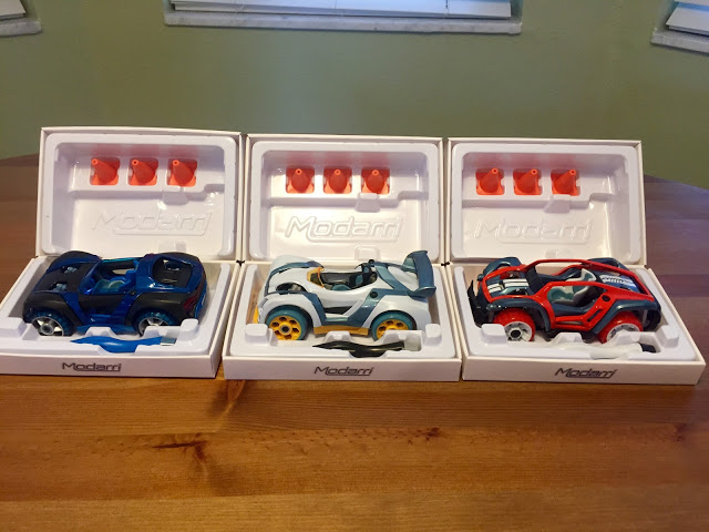 Test Drive the Coolest Mix and Match Cars for Kids by Modarri + Coupon Code