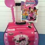 Minnie's Pet Salon DVD and Pet Carrier Make For a Purr-fect Time