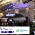 World Premier of Robot Revolution – MSI Chicago