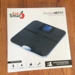 EatSmart Precision GetFit Digital Body Fat Scale With Auto Recognition Technology