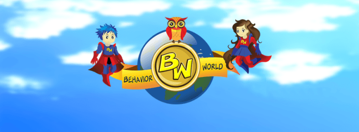 Behavior World App Is An Easy-to-use, Customizable, Positive Reinforcement Tool For Parents