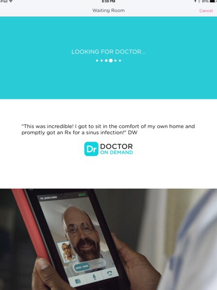 See A Doctor From the Comfort of Your Home with Doctor On Demand + Free Visit Coupon Code