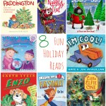 8 Newly Released Children's Books Just in Time For The Holidays