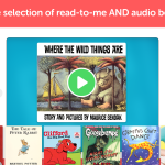 Epic! App Give Access to Unlimited Library of Books for Kids