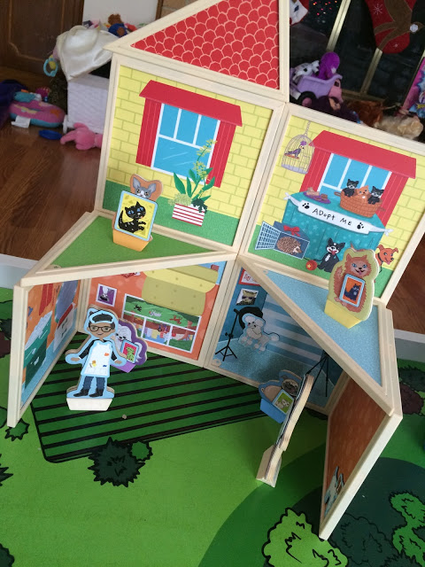 Encourage Kids to Literally Build & Play Out Their Own Stories With Amazing Sets From Build & Imagine