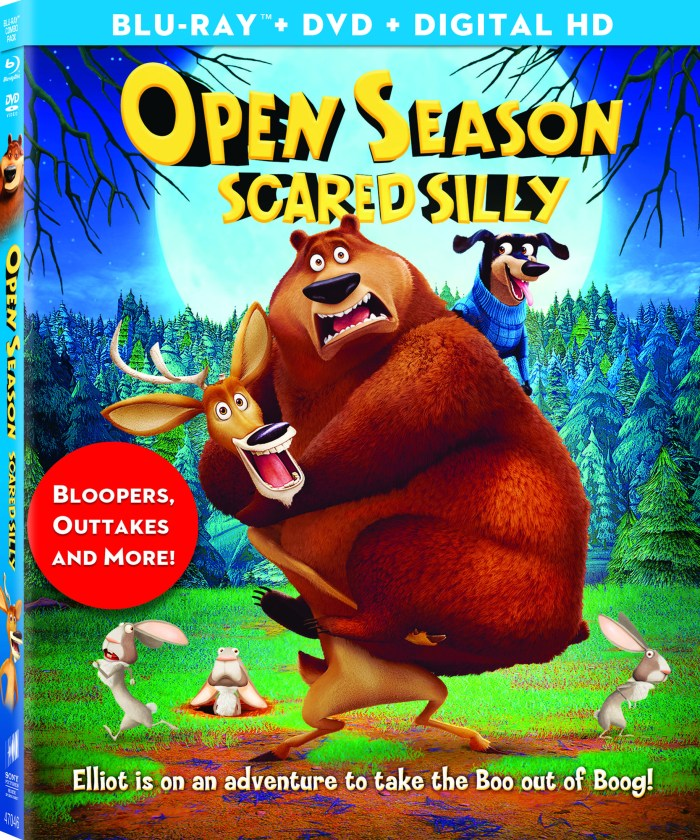 Open Season: Scared Silly Movie Review