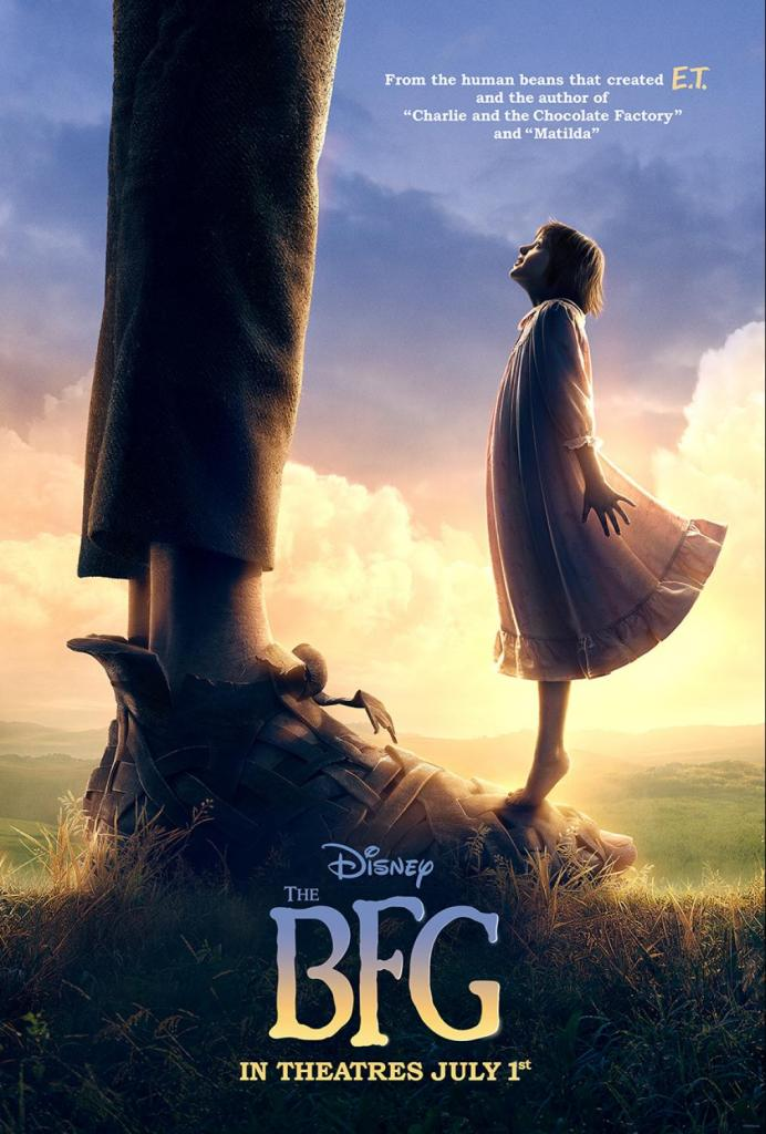 The BFG Activity Sheets, Movie Poster & Sweepstakes Info