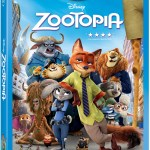 Amazing Disney Movie Zootopia Out on Blu-ray Combo Pack