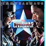 Captain America Civil War On Digital HD & Blu-ray