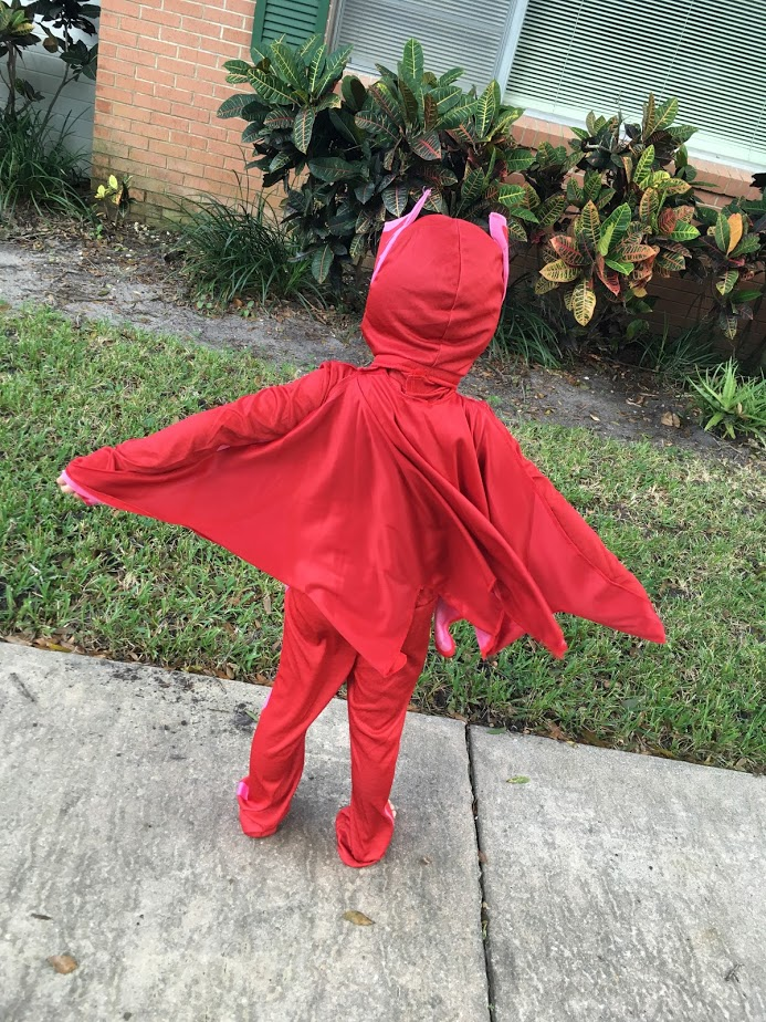 Get Set for a SUPER Halloween With a PJ Masks Owlette Costume