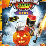 Power Rangers Dino Charge: Rise! DVD Review