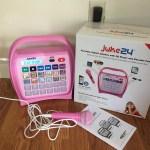 Juke24 is the Next Generation Portable, Digital Jukebox & Media Player For Kids