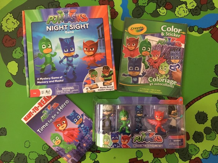 Hot NEW PJ Masks Toys in Time For Christmas
