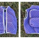 The J-stitch Backpack Vest Lets Little Explorers Carry Their Own Treasures
