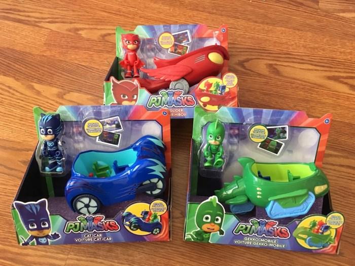 PJ Masks Toys and Christmas Printables