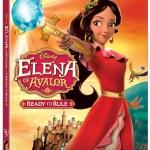 Elena of Avalor: Ready to Rule on Disney DVD