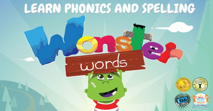 Learning through Play – Wonster Words Review