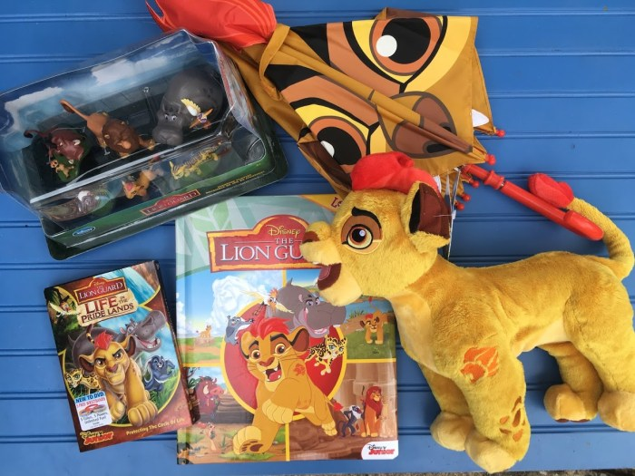 The Lion Guard Printables, Toys & More!