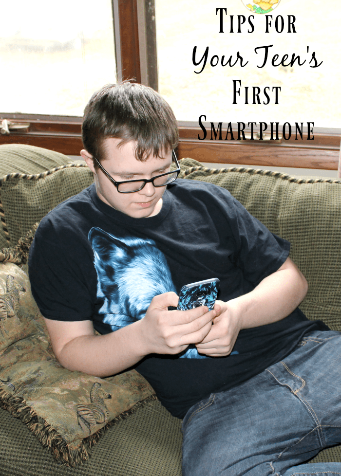 Tips for Your Teen's First Smartphone