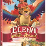 Elena and the Secret of Avalor now on DVD