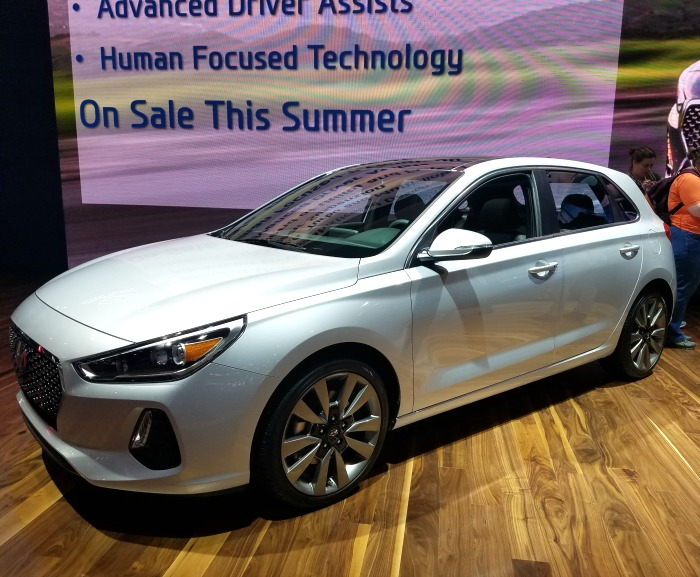 What's New from Hyundai and Genesis at #CAS17