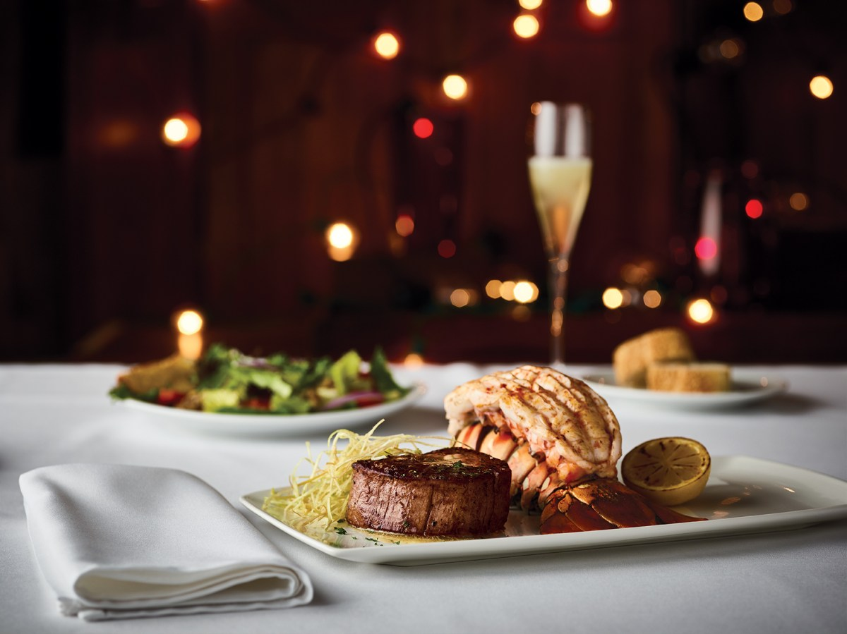 Fleming's Prime Steakhouse & Wine Bar Valentine's Menu & $100 GC Giveaway