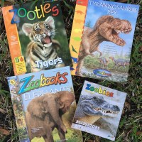 Zoobooks Has a Magazine For Each Kid in the Family Ages 0-12 + Subscription Giveaway