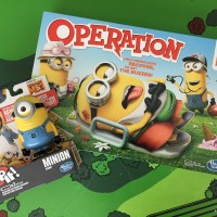Despicable Me 3 Hasbro Toy Giveaway