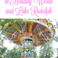 Summer Fun at Holiday World & Lake Rudolph