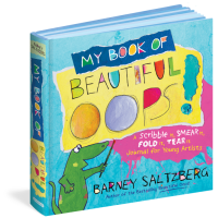 My Book of Beautiful Oops by Barney Saltzberg + Giveaway