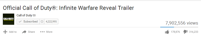 youtubeinfinite warefare