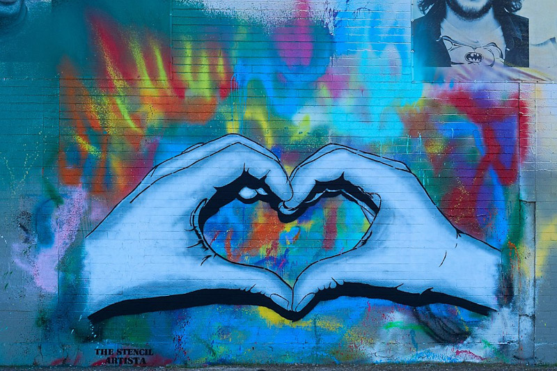 Las Vegas Street Art is Revitalizing Downtown