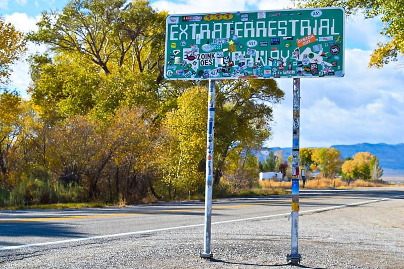 Area 51 Extraterrestrial Highway: Conspiracy Theory Central