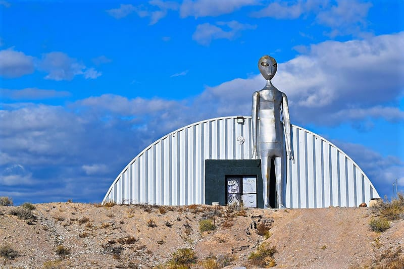 a research on the facts on area 51 Area 51 has become a part of  world started showing up in southern nevada to check out the facts  sponsored by the area 51 research.