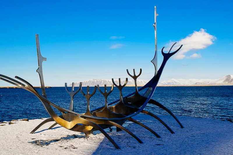Sun Voyager Iceland itinerary best things to do