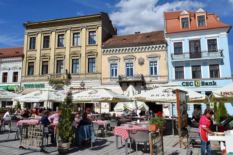 Things to do in Brasov Romania Transylvania