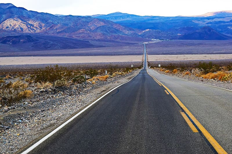 Death Valley National Park is Full of Beautiful Extremes